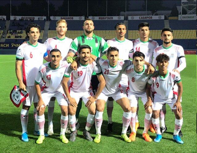 شکست سنگین تیم ملی امید با فرهاد مجیدی مقابل ازبکستان