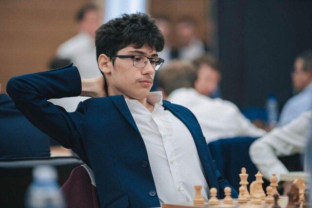 پیروزی فیروزجا و مقصودلو در بازی اول جام جهانی شطرنج