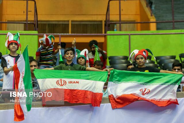 پخش رقابت والیبال «ایران ـ آمریکا» تا دقایقی دیگر