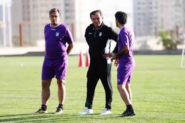 استیلی: به اصرار کمیته فنی هدایت تیم ملی امید را قبول کردم/ در قطر با استرالیا بازی میکنیم