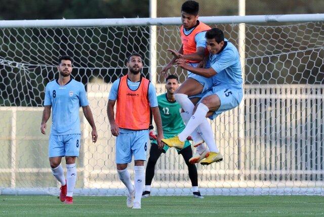 تمرین تیم ملی با ادامه غیبت حسینی/ طارمی هم به ملیپوشان اضافه شد