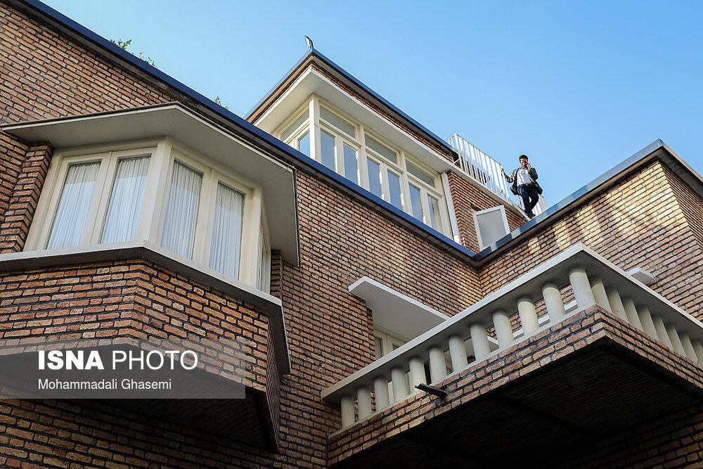 خانه موزه معمار لُرزاده
