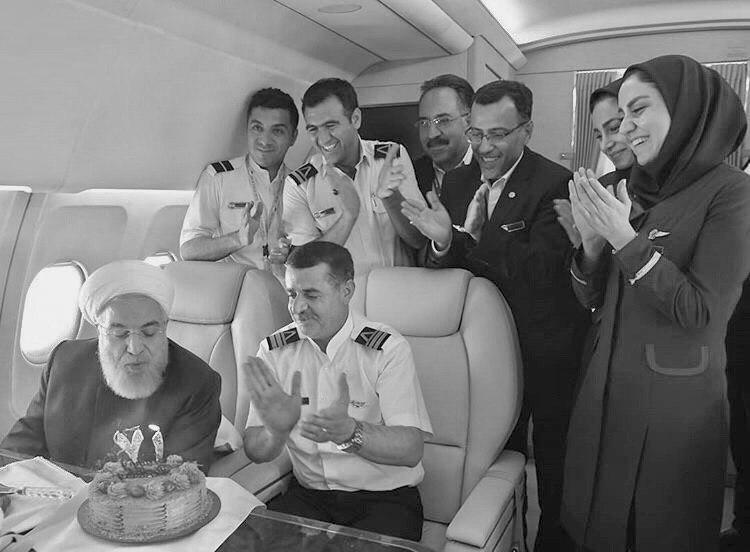 همه ی ما سرنشینان این هواپیما هستیم