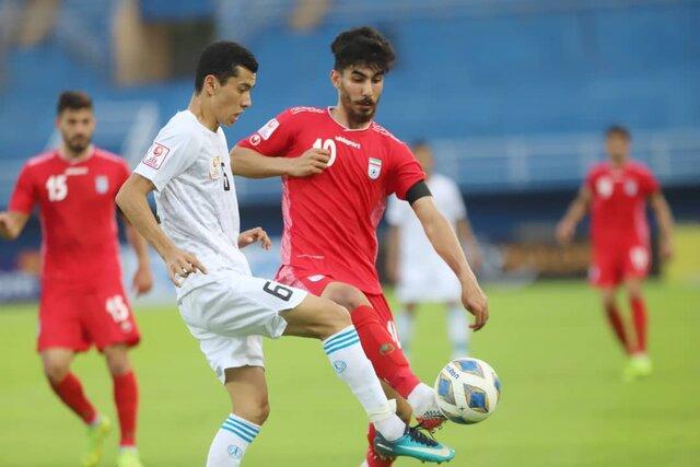 پیروزی ازبکستان مقابل چین/ کمسو شدن شانس امیدها برای صعود به المپیک