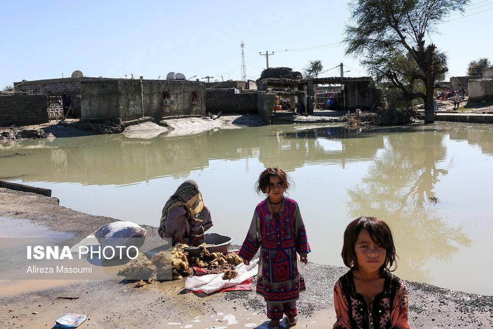 """ضعف زیرساختی """"آب"""" و """"فاضلاب"""" در سیستان و بلوچستان و خطرات بالقوه بهداشتی"""