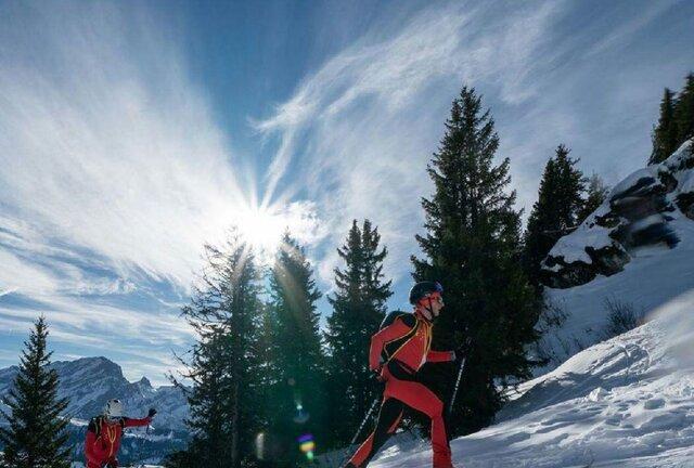 پایان مسابقات اسکی کوهستان المپیک زمستانی جوانان