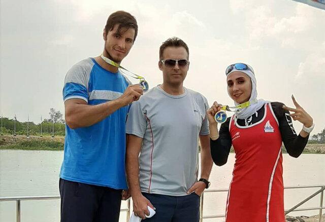 دو سهمیه در رویینگ به ایران داده نشد/ برگزاری جلسه برای انتخاب قایقران المپیکی