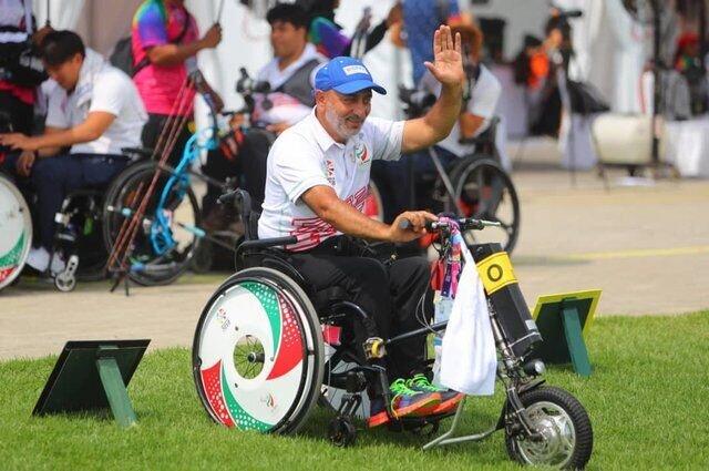احتمال کم شدن یک سهمیه پارالمپیک ایران در تیروکمان/ زهرا نعمتی همچنان بدون مربی خارجی