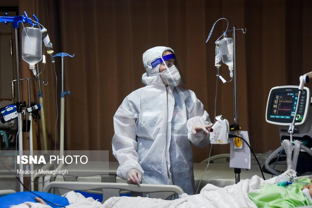 افزایش مراجعه بیماران کرونا به بیمارستانها / هشدار به مردم