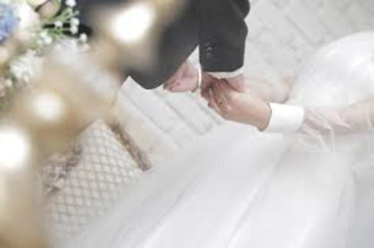 بفرمایید؛ عروسی به صرف کرونا!