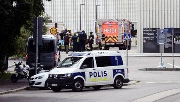 وقوع انفجار در تئاتر پایتخت فنلاند