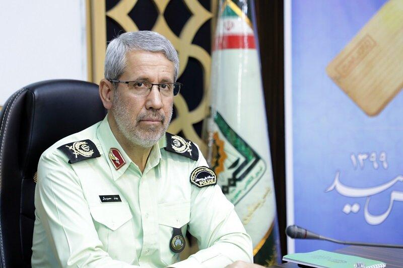 بیش از ۴۵۰۰ واحد انتظامی آماده تامین امنیت انتخابات/ارتقاء مهارت محافظان صندوقهای اخذ رأی