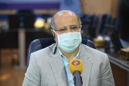 نامه زالی به استاندار تهران برای تعلیق سمینارها و تجمعات بالای ۱۰ نفر