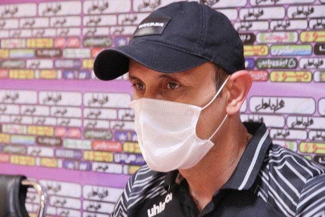 گلمحمدی: مقابل نساجی بازی راحتی پیش رو نداریم