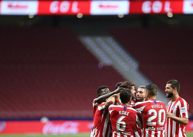 روتین شدن صعود به لیگ قهرمانان برای اتلتیکو