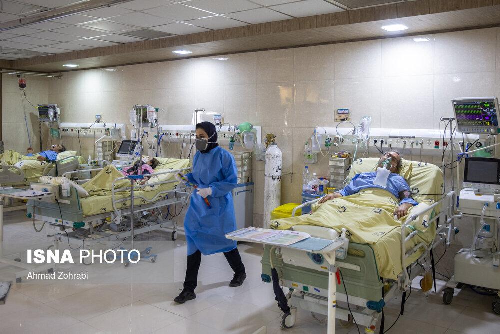 فعلا شرایط بیمارستانها باثبات است/ بیمورد به بیمارستان مراجعه نکنید