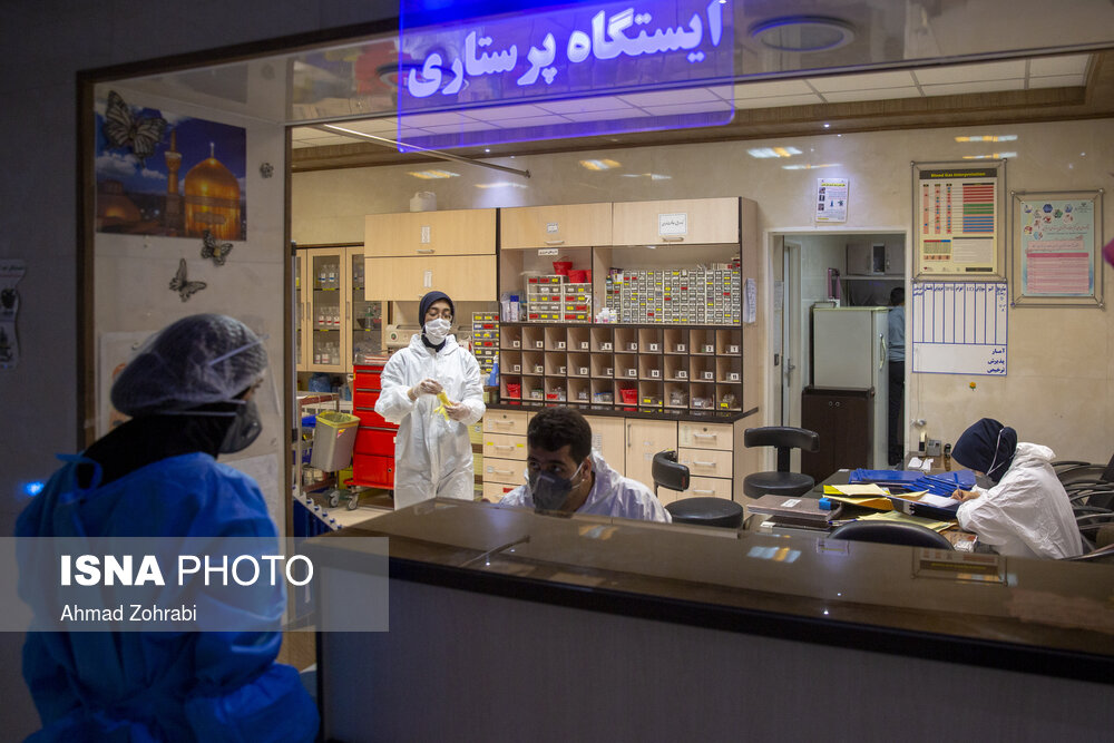 ظرفیت بیمارستان خلیجفارس بوشهر در حال تکمیل شدن است
