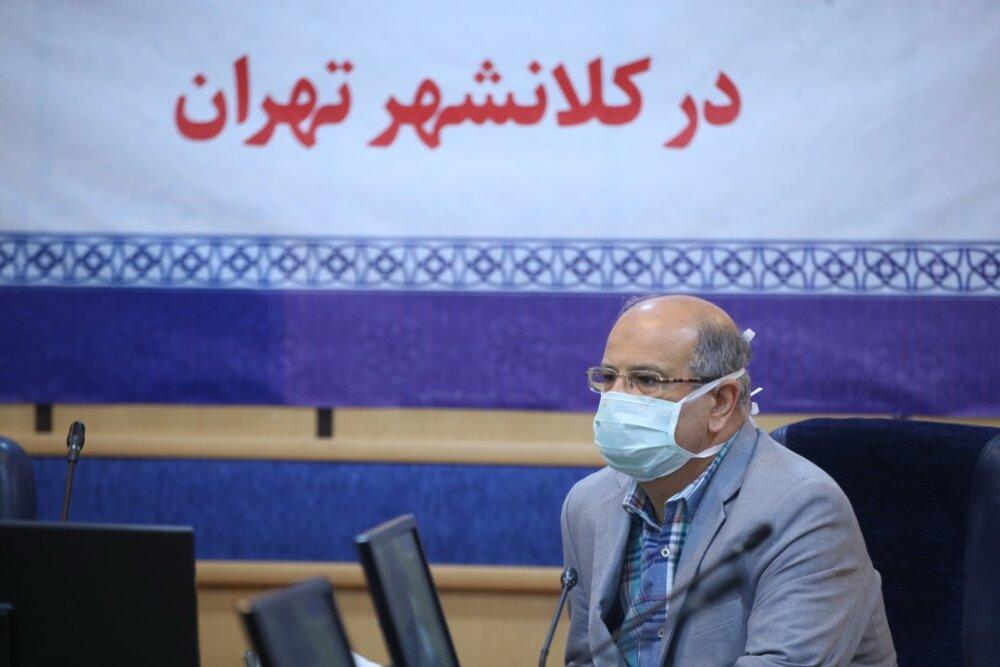 مبتلایان کرونا در تهران روبه افزایشند/ موج سوم کرونا در تهران زودتر از دیگر استانها شکل میگیرد