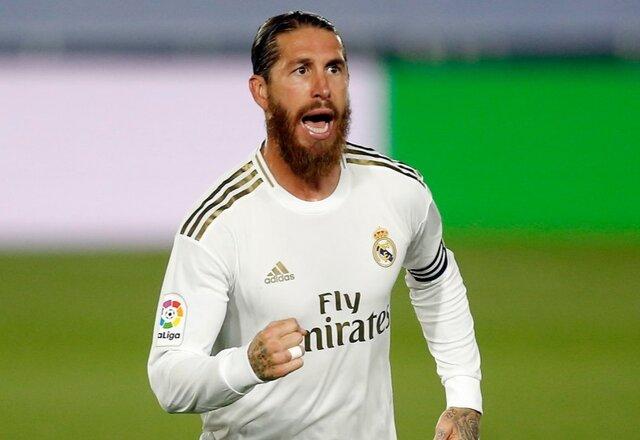 رئال مادرید بدون راموس پیروز نمی شود