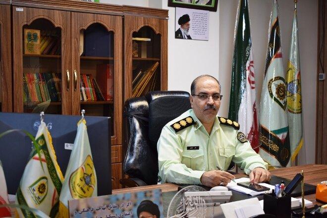 کشف ۲۵ میلیاردی کالای قاچاق در تهران