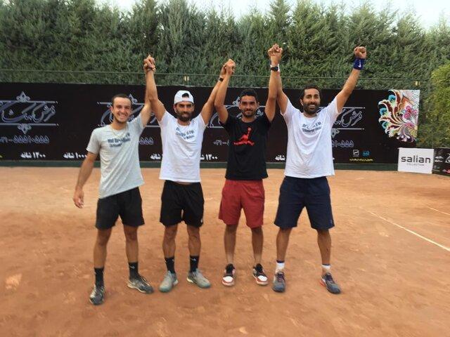 پرونده جام حذفی تنیس پس از ۶ ماه تعویق بالاخره بسته شد