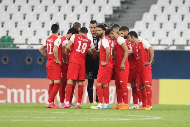 حلالی: پرسپولیس میتواند به عنوان تیم اول صعود کند