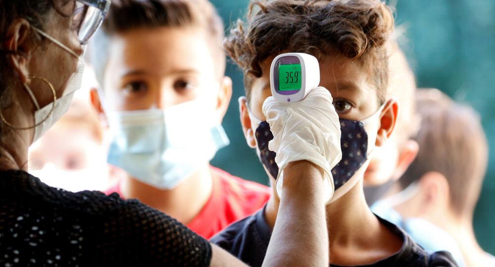افزایش ۱۳ درصدی ابتلا به کرونا در کودکان آمریکایی