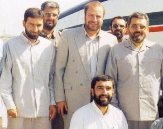 خاطره قالیباف از شهید تهرانیمقدم