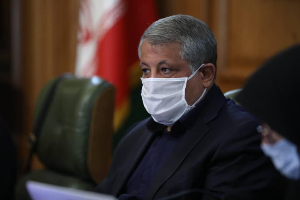 شرایط حاد کرونایی تهران/تعداد فوتیها در تهران به نزدیک ۱۰۰ نفر رسیده است