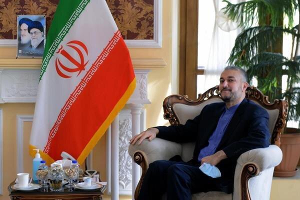 امیرعبداللهیان: حاکمان امارات و بحرین سرنوشت خود را به صهیونیسم گره میزنند