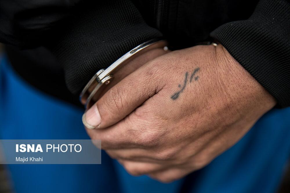 دستگیری معتاد مسلح با ادعای دندانپزشکی