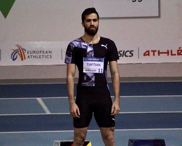 دومی سریعترین مرد ایران در مسابقات بینالمللی مشهد/ قهرمانی به عراق رسید