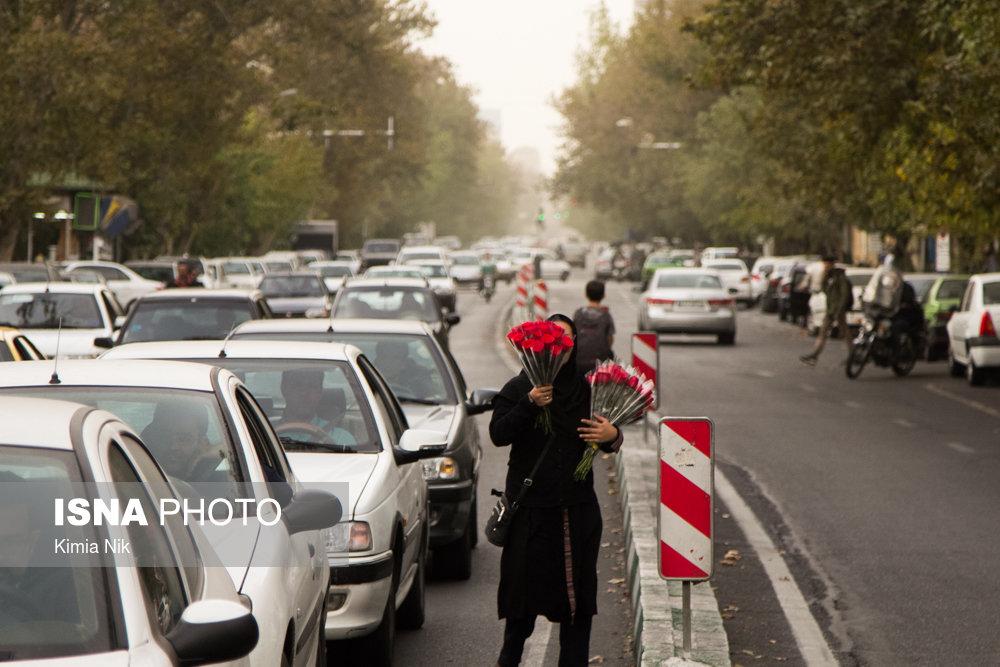کیفیت هوای تهران برای گروههای حساس همچنان ناسالم است