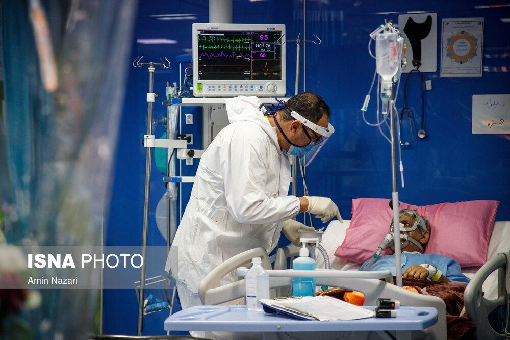 توضیح بیمارستان گلستان اهواز درباره فیلم رها کردن یک بیمار