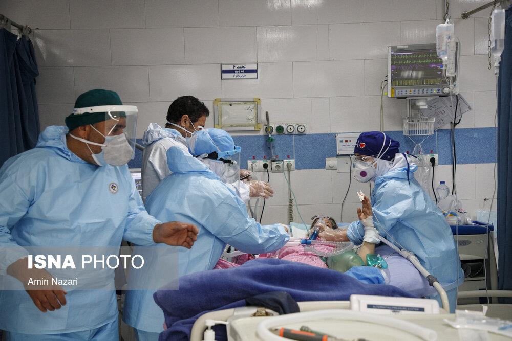 طبق معیارهای درمان، وضعیت کرونا در تهران هنوز قرمز است