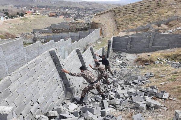 افزایش تعداد زمینخواری نسبت به ماه قبل