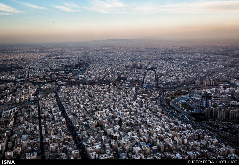 هوای پایتخت مطلوب است/ «ازن» آلاینده شاخص هوای تهران شد