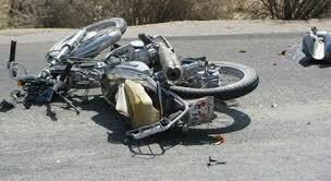 مرگ موتورسوار در پی تصادف با اتوبوس شرکت واحد