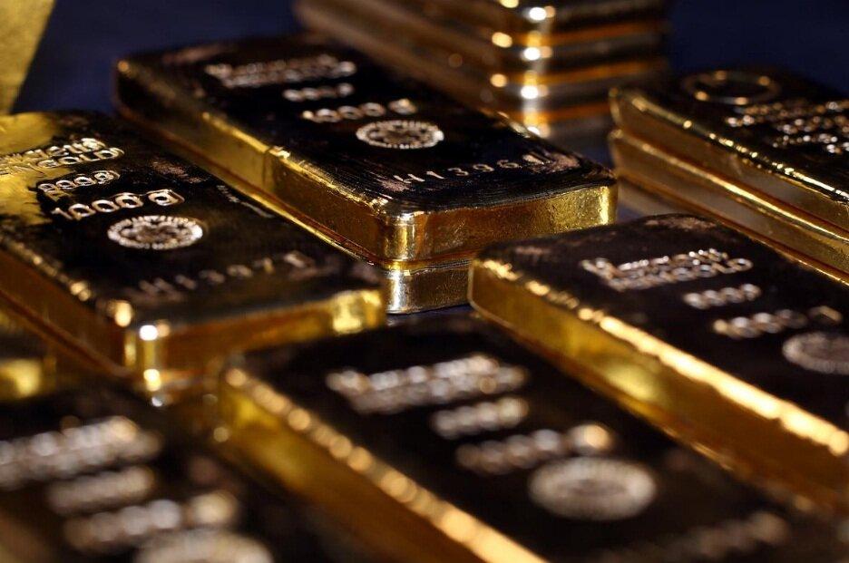 قیمت طلا در قله سه ماهه ایستاد