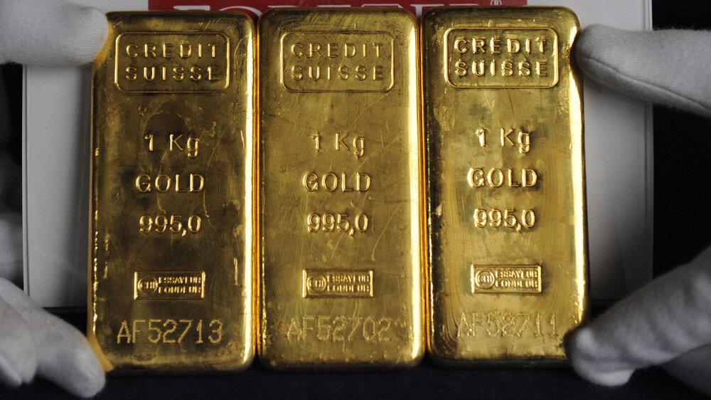 رشد ملایم طلا در بازار جهانی
