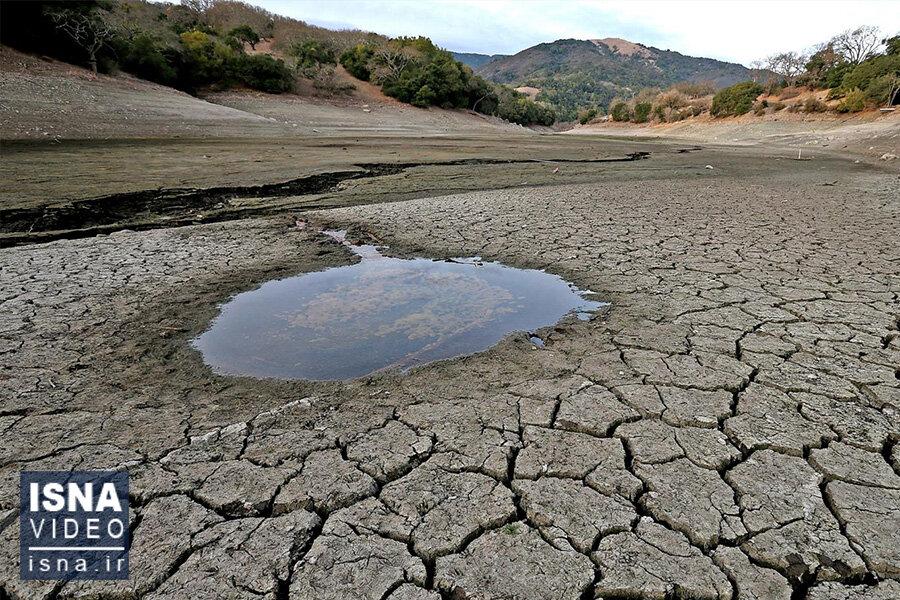 ویدئو / بحران خشکسالی پیش روی کشور