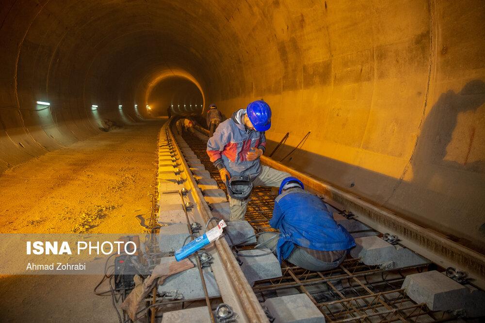 آماده سازی خط یک مترو قم