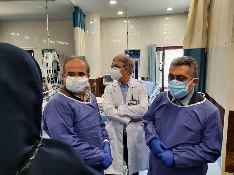 ضرورت افزایش مراکز درمان سرپایی و کم کردن بار بیماری در بخش های اورژانس و ICU