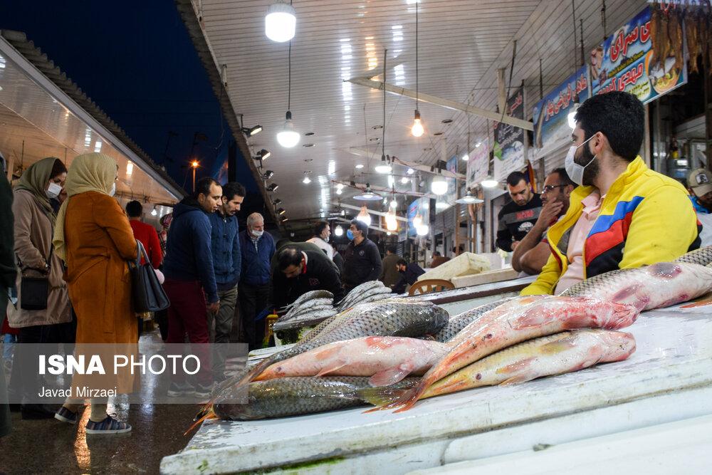 اقشار با درآمدهای مختلف، امکان خرید ماهی دارند