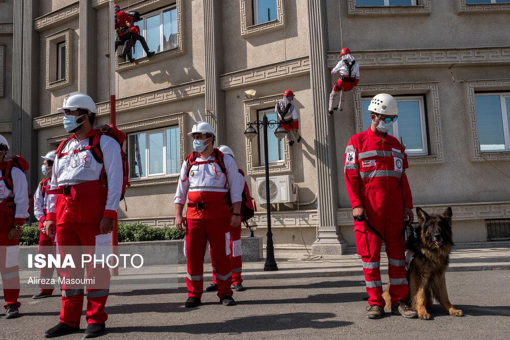 خبر استخدام نیروی امدادگر هلال احمر و دیپلم در اورژانس تهران صحت ندارد