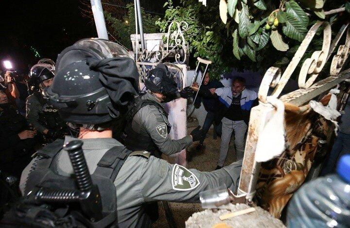 تجاوز رژیم صهیونیستی به نوار غزه و کشتار غیرنظامیان مصداق جنایت جنگی است