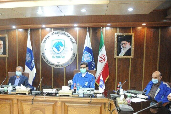 تغییر نگاه ایرانخودرو به توسعه/ همترازی با استانداردهای جهانی