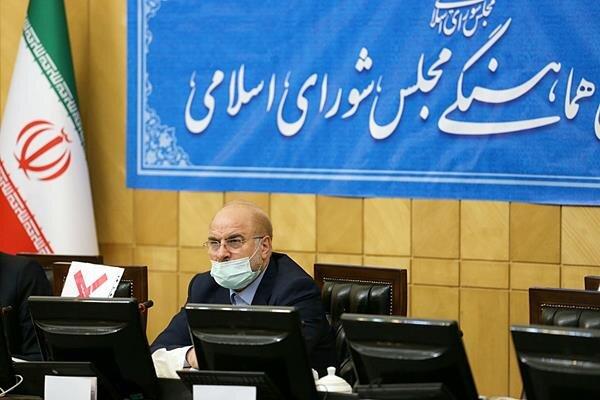 تاکید قالیباف بر ضرورت تشکیل ستاد هماهنگی بین دولت جدید و مجلس