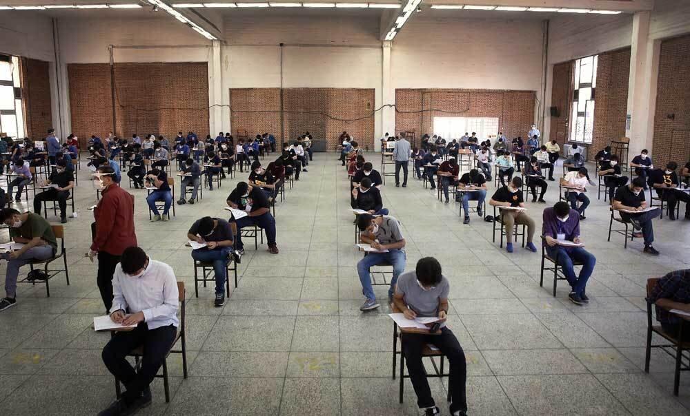 بازدید وزیر آموزش و پرورش از چند حوزه امتحان نهایی تهران
