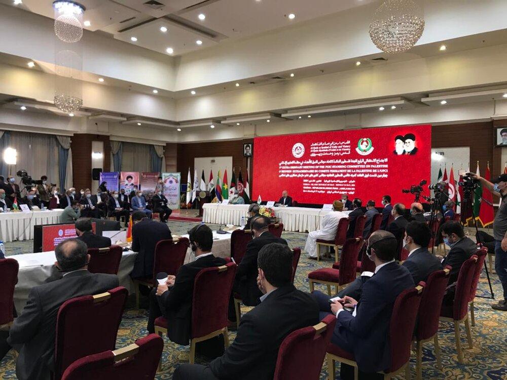 قالیباف: مسئله فلسطین فراتر از تعلق به دین و مذهب و قومیتی خاص مسئله ای جهانی است